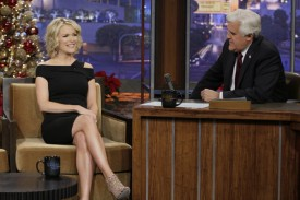 "FNC's Megyn Kelly To Jay Leno: ""I Am A Straight News Anchor — I Am Not One Of The Opinion Hosts At Fox"": Video"