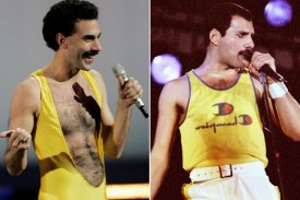 Sacha Baron Cohen Exits Freddie Mercury Biopic Over Creative Differences With Queen