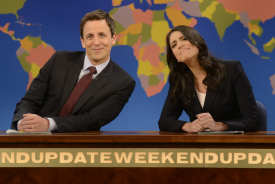 Colin Jost To Succeed Seth Meyers As 'Weekend Update' Co-Anchor On 'SNL'
