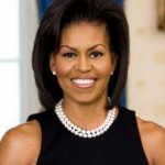 Michelle Obama Heading To 'Rachael Ray' & 'Dr. Oz Show' Today, On David Letterman Tonight