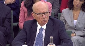 UPDATE: News Corp Says Rupert Murdoch Accepts Invitation To Appear Before UK Parliament To Discuss Secret Tape