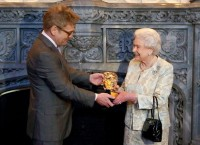 Global Showbiz Briefs: The Queen's Honorary BAFTA; India's 'Go Goa Gone'; Jane Campion Honored In Cannes