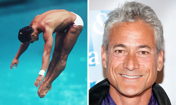 Game On: ABC Goes Full Steam Ahead With Celebrity Diving Series