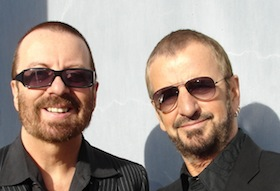 Paramount Picks Up Ringo Starr & Dave Stewart's 'Hole In The Fence'