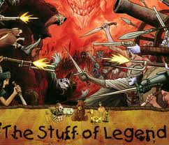 Disney Makes Pitch Deal For 'Stuff Of Legend' With Pete Candeland Directing