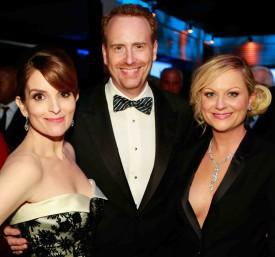 Oscar Host Seth MacFarlane Praises Golden Globe Counterparts Tina Fey & Amy Poehler