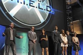 Joss Whedon At ABC Upfront Brings Longer Trailer For 'Marvel's Agents Of S.H.I.E.L.D.'