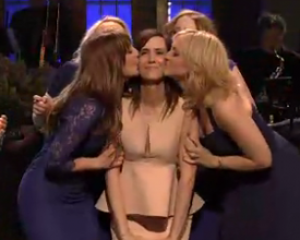 'SNL' Bids Farewell To Kristen Wiig, Closes Season With No Ratings Bump