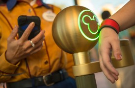 Bloomberg: Disney World's MyMagic+ Digital Wristbands Boost Guest Spending In 1st Trial
