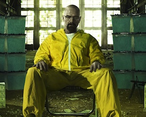 First Look: Breaking Bad's Season 5 Poster Heralds Arrival of New King