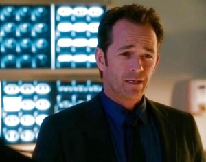 Exclusive Body of Proof Video: Megan Calls Upon Luke Perry to Investigate… Zombies?