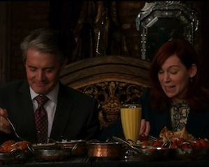 Good Wife's Emmy-Nominated Carrie Preston on Breaking (Indian) Bread With Kyle MacLachlan