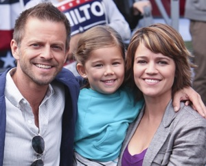 Exclusive CSI: NY First Look: See a Fresh Messer Family Portrait – New Lucy Included!