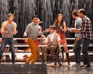 Glee Recap: The Dark Night Rises [Updated]