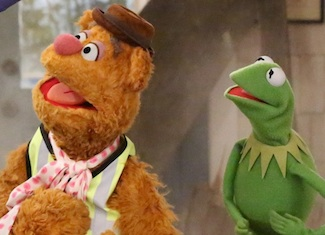 First Look: The Muppets Help Good Luck, Charlie With a Dream Makeover