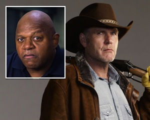Longmire Finale Scoop: Charles S. Dutton Will Rock Walt's World