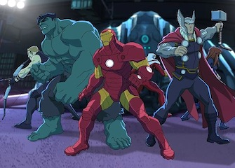 Exclusive Preview: Marvel's Avengers Assemble on Disney XD — Plus: The Super Premiere Plan