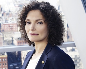 Grimm Exclusive: Mary Elizabeth Mastrantonio to Appear in Season Finale as [Spoiler]