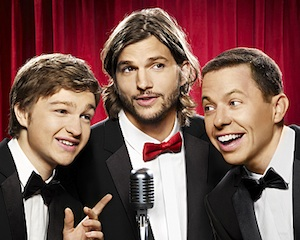 Two and a Half Men's Ashton Kutcher, Jon Cryer and Angus T. Jones Set For Season 10