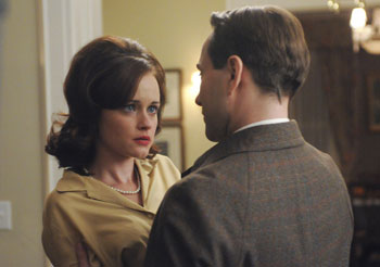 Gilmore Girls Creator on Alexis Bledel's Risqué Mad Men Stint: 'They Were Good Boobs!'