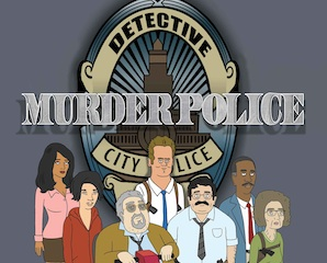 First Photo: Fox Books Murder Police, New Animated Comedy Snags 13-Episode Order