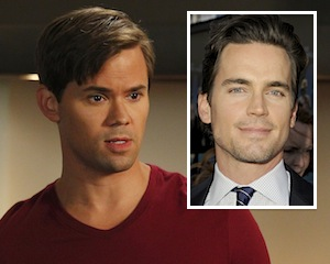 The New Normal Casts White Collar's Matt Bomer as Bryan's 'Sexy Ex'