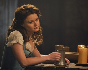 Once Upon a Time: Emilie de Ravin to Return as Belle! Plus, a Frenemy Is Back!
