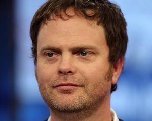 Pilot Scoop: Rainn Wilson Is CBS' Backstrom