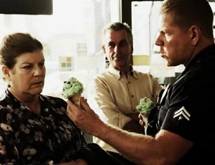Exclusive Southland Video: Lydia Returns to Work, Cooper Lays Down the Law