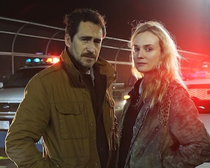 FX Greenlights Diane Kruger Drama The Bridge