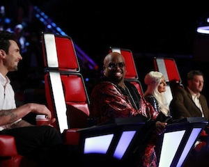 It's Official: The Voice's Original Coaching Lineup Will Return for Season 5 This Fall