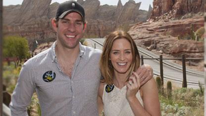 John & Emily Cute It Up in Disney