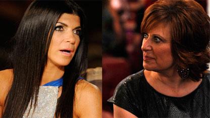 Exclusive - Caroline & Teresa's 'Real' Faceoff