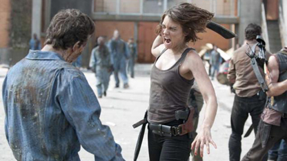 'Walking Dead' Star Previews Relentless Twists