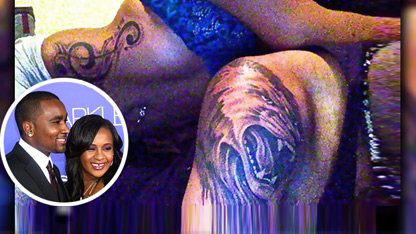 Bobbi Kristina and BF Get Even More Tattoos