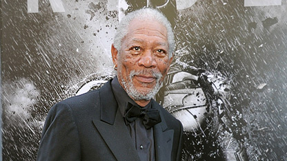 Morgan Freeman Wants to Legalize Marijuana