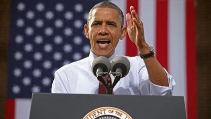 President Barack Obama Wins!