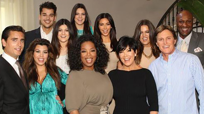 Oprah interviews EVERY SINGLE Kardashian