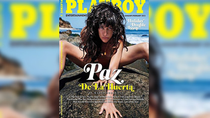 'Boardwalk Empire' Star Poses For Playboy
