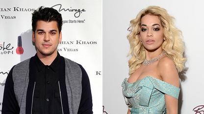 Rob Kardashian Claims He Got Rita Ora Pregnant