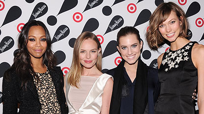 Star-Studded Target Neiman Marcus Launch!