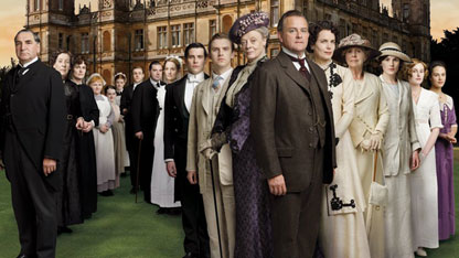 Inside 'Downton Abbey' Season Three