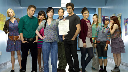 'Awkward' Star Talks Mama Drama