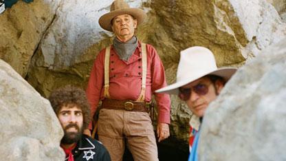 Murray, Sheen & Schwartzman Cowboy Up