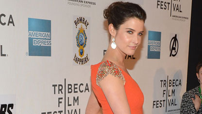 Cobie Smulders Sparkles in 'Avengers'