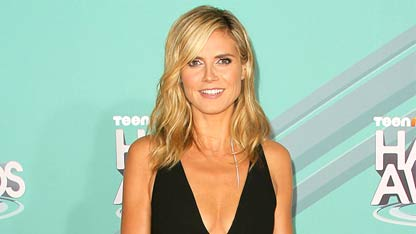 Five Things You Don't Know About Heidi Klum