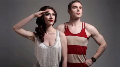 Karmin's Ultimate July 4 Song!