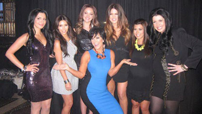 The Kardashians Meet 'The Kardashians'