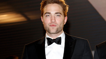 Robert Pattinson Breaking His Silence