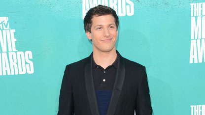 Samberg Talks Sandler, 'SNL' & Being Haunted